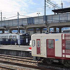 北陸新幹線×越乃Shu*Kura×おいこっとで、信越の海と山の車窓を楽しむ列車旅!