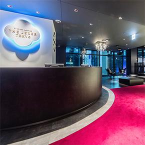 [PR]シャンデリアにレッドカーペット! 東京駅八重洲側の新フィットネスクラブTHE JEXER TOKYO Annex