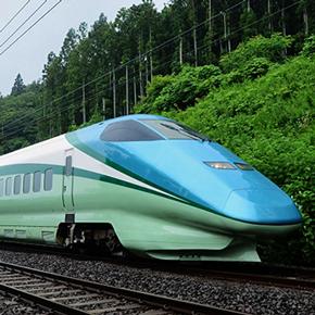 温泉情緒あふれる新幹線「とれいゆ つばさ」に乗って、山形の温泉へ出かけませんか?