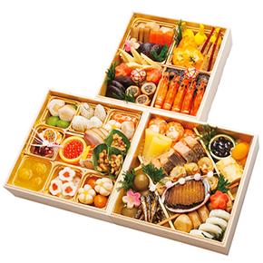 「日本ばし大増」のおせちを販売!「ネット de NREショップ」リニューアル