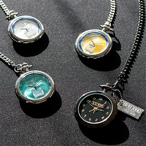 鉄道時計の雰囲気が味わえそう! SL「D51 498」や「E5系はやぶさ」デザインの懐中時計