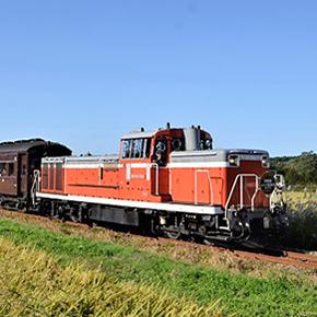 懐かしの旧型客車「津軽線レトロ客車号」/ありがとう「107系」/「HIGH RAIL 1375」乗車レポ【季節の鉄道風景-2017秋-】