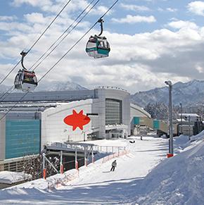 最大35%割引のおトクなきっぷで「GALA湯沢スキー場」へ。たまったえきねっとポイントをリフト券などに交換してGO!