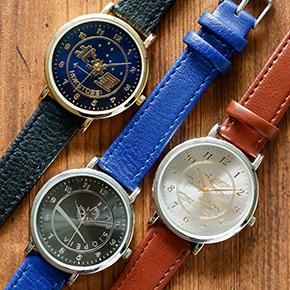 寝台特急ヘッドマークデザインの腕時計!「北斗星」「カシオペア」「トワイライトエクスプレス」を販売中