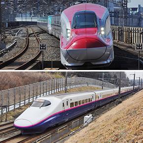 秋田新幹線「こまち」・上越新幹線「とき」50%割引&秋田・新潟エリア出発の駅レンタカーが40%割引