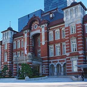 東京駅の新たな魅力!「東京駅丸の内駅前広場」がリニューアルしました